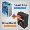 Smart-Clip with S-Card + Dreambox SE
