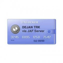Dejan Trk Unlocker Via JAF Server