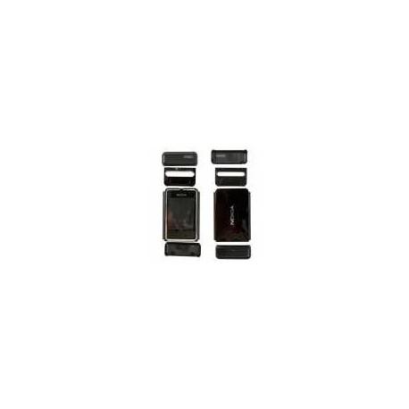 Корпус для Nokia 3250, черный, high-copy