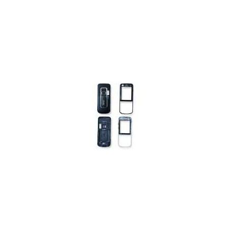 Корпус для Nokia 6220c, черный, копия ААА