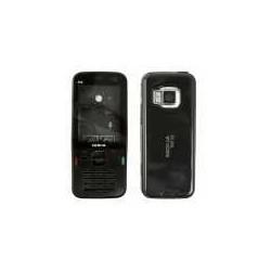 Корпус для Nokia N78, черный, копия ААА