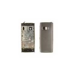 Корпус для Nokia X6-00, копия AAA, черный