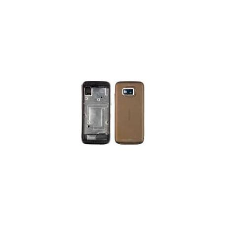 Корпус для Nokia 5530, коричневый, копия ААА
