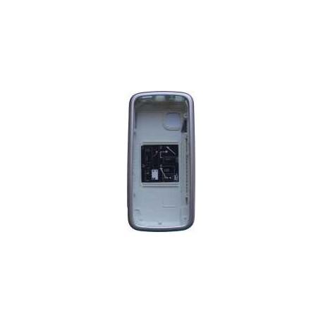 Корпус для Nokia 5230, серебристый, копия ААА