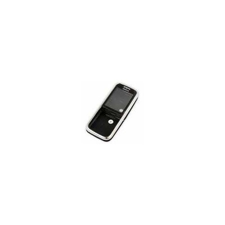 Корпус для Nokia 6233 чёрный панели