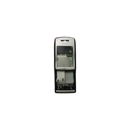 Корпус для Nokia E50 серебристый, копия AAA