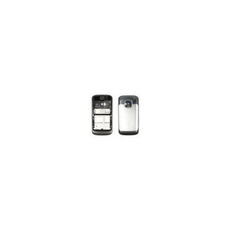 Корпус для Nokia E5-00, черный, копия ААА