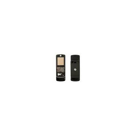 Корпус для Motorola Z3, черный, копия ААА