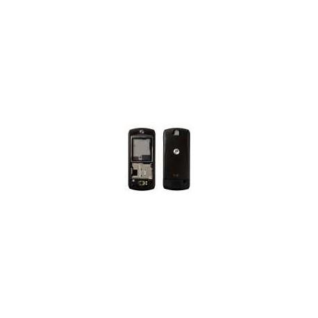Корпус для Motorola L7, L7e черный, копия AAA