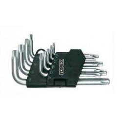 Topex 35D960 набор звездообразных шестигранных ключей