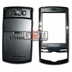 Корпус для Samsung I710, черный, high-copy