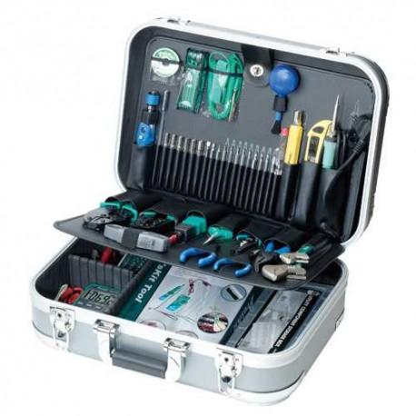 Pro'sKit PK-4023BM набор инструментов для установки и обслуживания телекоммуникационных сетей