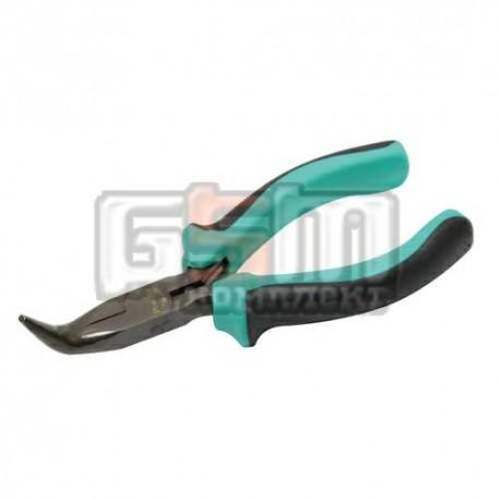 Pro'sKit PM-755 Длинногубцы с загнутым носиком