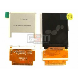 Дисплей для Fly DS170, оригинал, (DB03000S6902)