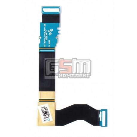Шлейф для Samsung B3410, межплатный, с компонентами