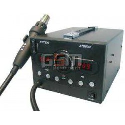Термовоздушная паяльная станция ATTEN AT860D
