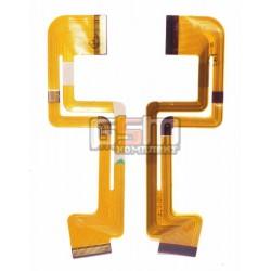 Шлейф для Sony DCR-HC37E, DCR-HC38E, DCR-HC45E, DCR-HC47E, DCR-HC48E, DCR-HC52E, DCR-HC54E, DCR-HC64E, дисплея