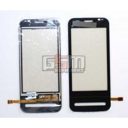 Тачскрин для Nokia C6-00, черный