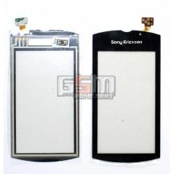 Тачскрин для Sony Ericsson U8, черный, копия