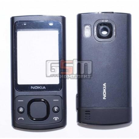 Корпус для Nokia 6600s, копия , черный