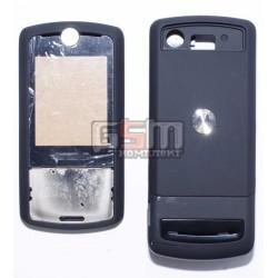 Корпус для Motorola Z6, черный, high-copy