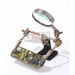 Тримач для плат з лінзою 3x d60 12-0507 (третя рука)
