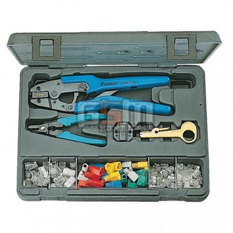Pro'sKit 1PK-932 Набор инструментов для работы с витой парой