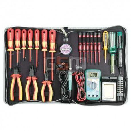 Pro'sKit PK-2803BM набор инструментов для высоковольтных работ (до 1000В)