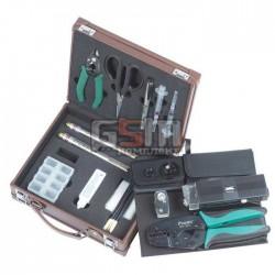 Pro'sKit PK-6940 Набор инструментов для работы с оптоволокном