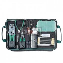 ProsKit 1PK-940KN Набор инструментов для работы с оптоволокном