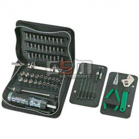 ProsKit 1PK-943B Универсальный набор инструментов для монтажных работ (59 эл.)