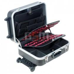 ProsKit TC-311 Большой кейс из твердого пластика (ABS) на колесиках и с телескопической ручкой