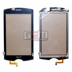 Тачскрин для Acer E100, E101, черный
