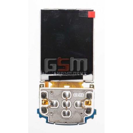 Дисплей для Samsung C3110