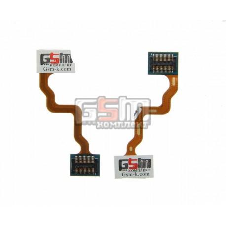 Шлейф для Samsung E1150, межплатный, с компонентами