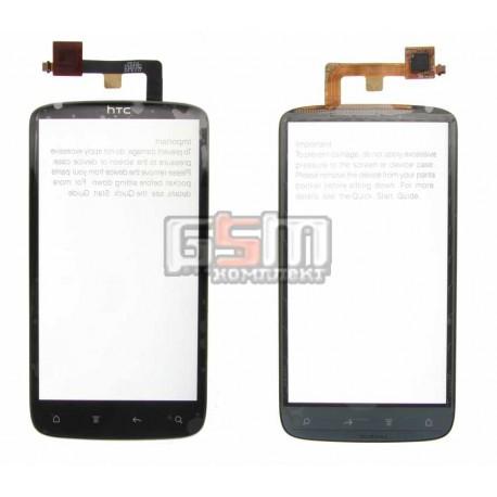 Тачскрин для HTC G14, Z710e Sensation