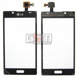 Тачскрин для LG P700 Optimus L7, P705 Optimus L7, черный