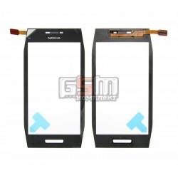 Тачскрин для Nokia X7-00, черный