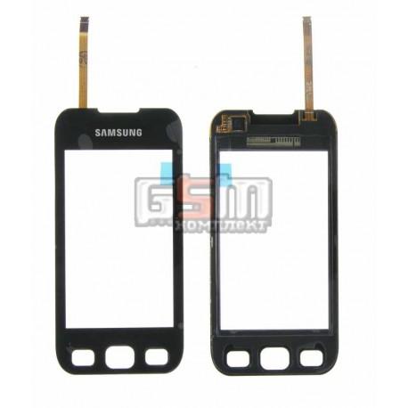 Тачскрин для Samsung S5330, черный