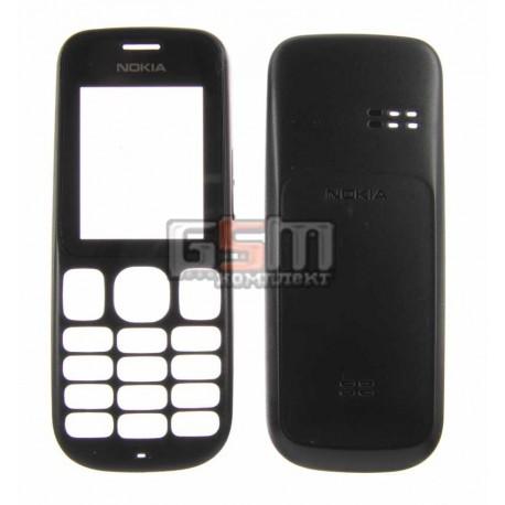 Корпус для Nokia 101, черный, копия ААА