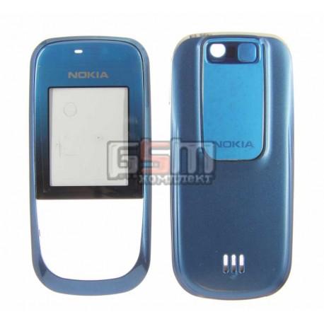 Корпус для Nokia 2680s, синий, копия ААА