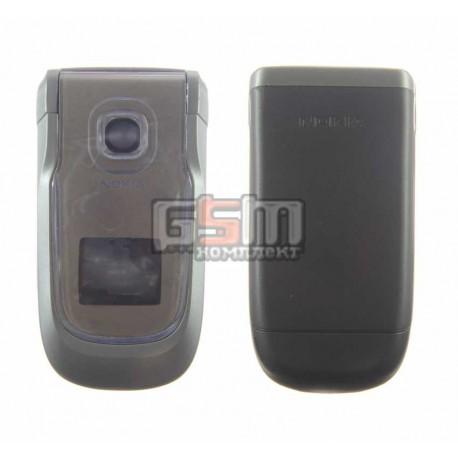 Корпус для Nokia 2760, золотистый, копия ААА, с клавиатурой