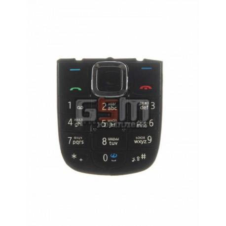 Клавиатура для Nokia 3120c, черная, русская
