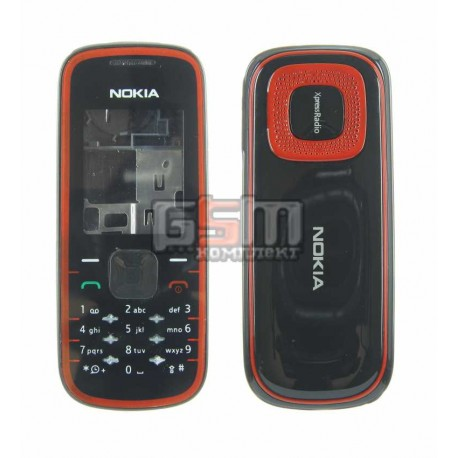 Корпус для Nokia 5030, копия , красный