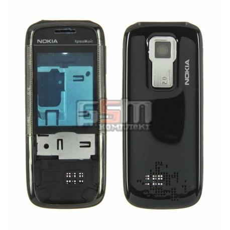 Корпус для Nokia 5130, копия AAA, черный