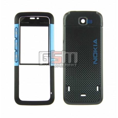 Корпус для Nokia 5310, синий, копия ААА