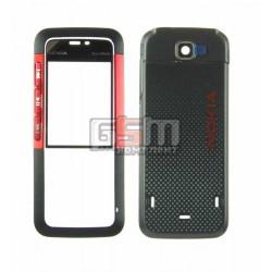 Корпус для Nokia 5310, красный, копия ААА