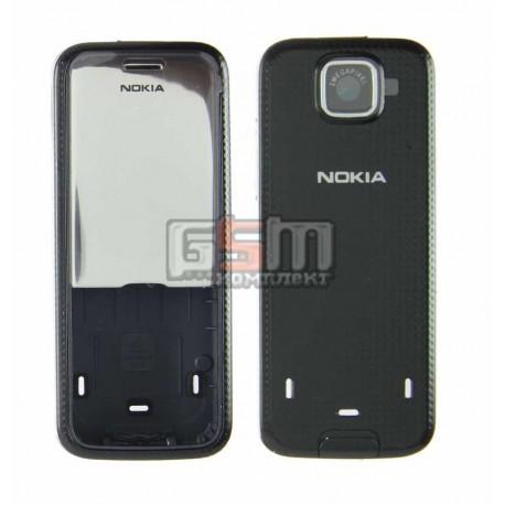 Корпус Nokia 7310c черный, копия AAA