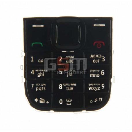 Клавиатура для Nokia 5130, черная, русская