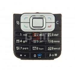 Клавиатура для Nokia 6120c, черный, русская